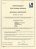 View EASA Certificate Page 1